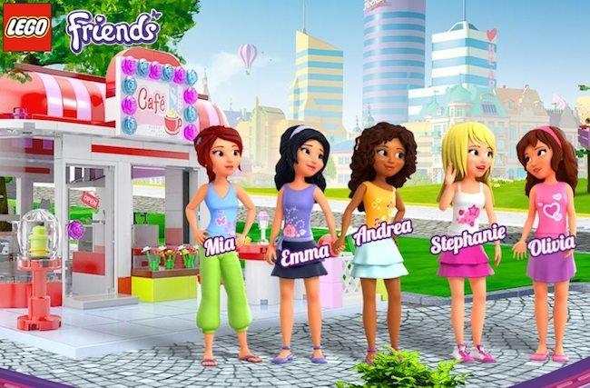 Lego Friends 2013